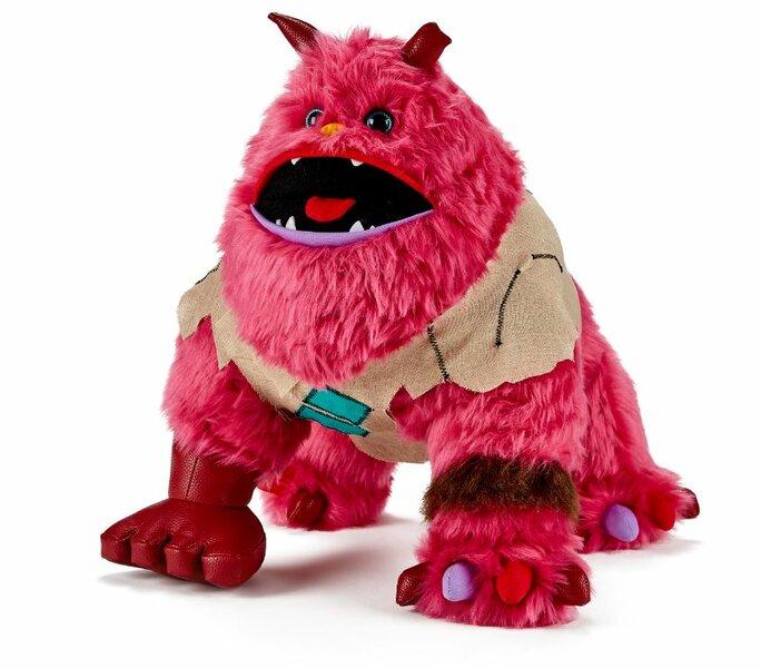 Kruselings Rubbish Monster
