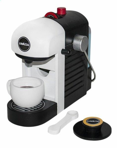 Lavazza houten Espressomachine