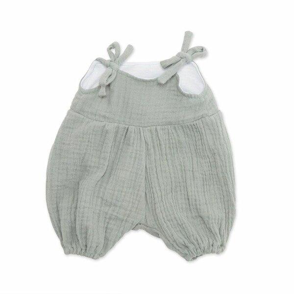 Jumpsuit mint voor ByAstrup knuffelpoppen