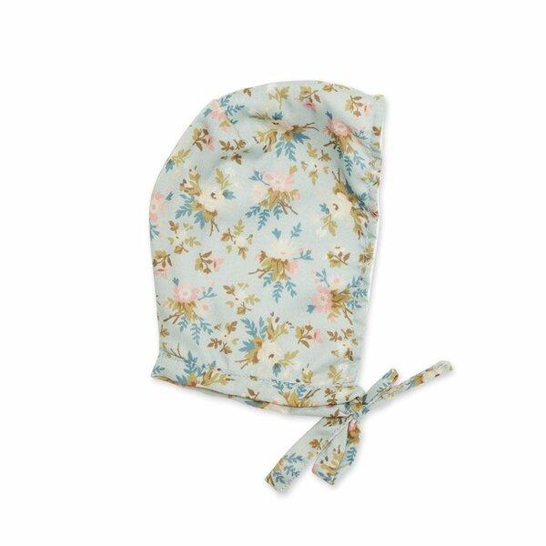 Mutsje bloemen mint voor ByAstrup knuffelpoppen