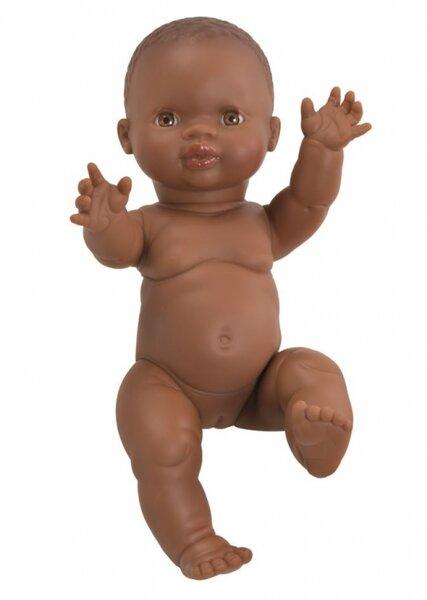 Gordis babymeisje donker (34 cm)