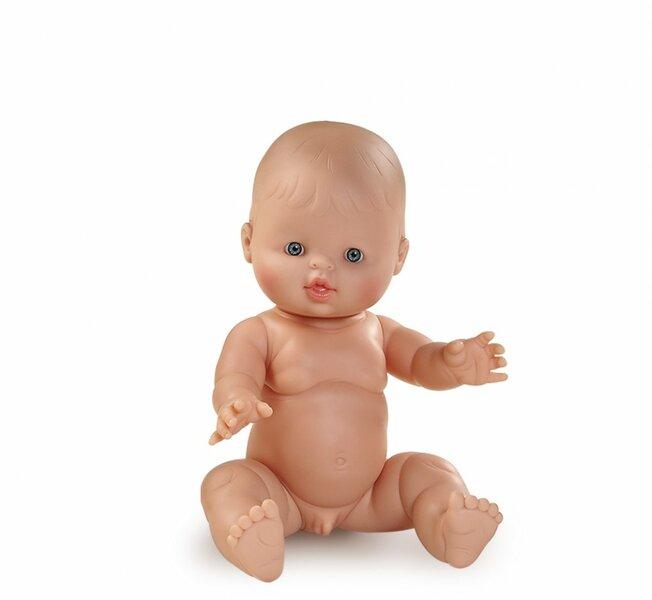 Gordis babyjongen blank (34 cm)