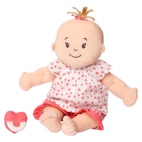 Stoffen pop Baby Stella Doll Peach (38 cm)