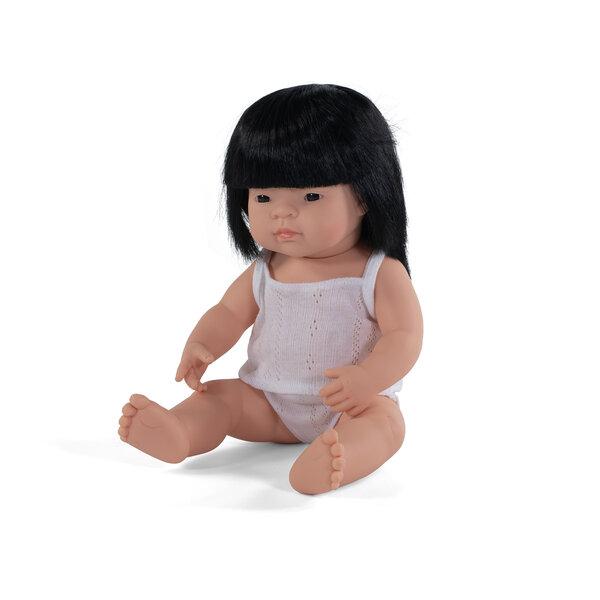 Aziatisch babymeisje (38 cm)