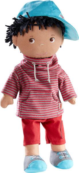 Stoffen pop William (30 cm)