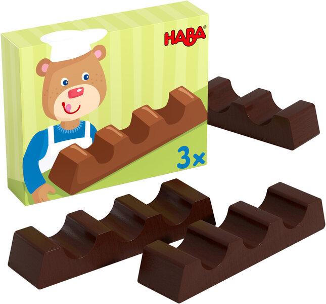 Chocoladerepen (3 stuks)