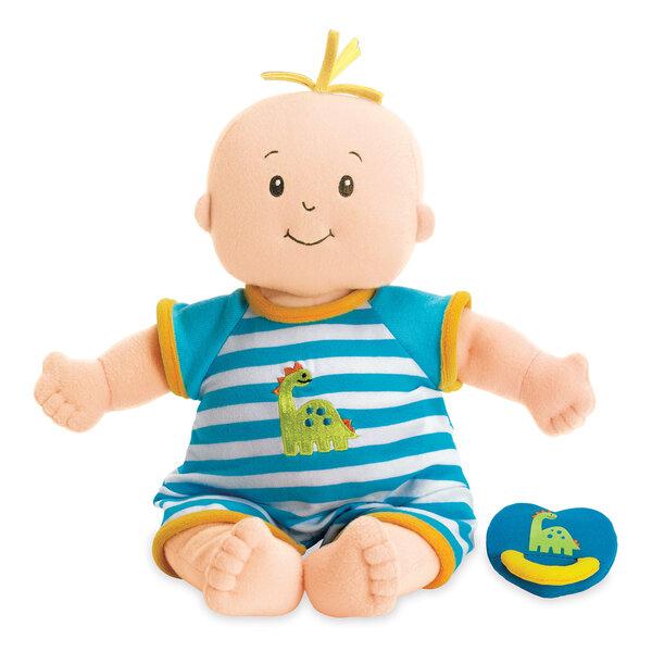 Stoffen pop Baby Stella Jongens Pop (38 cm)