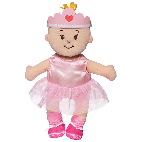 Stoffen pop Wee Baby Stella Tiny Ballerina (30 cm)