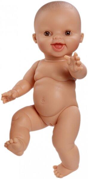 Gordis babymeisje blank lachend (34 cm)