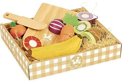 Vilac fruit en groente om te snijden (14 delig)