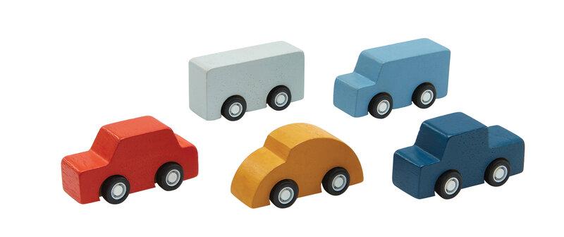 PlanWorld Mini Auto's (5 delig)