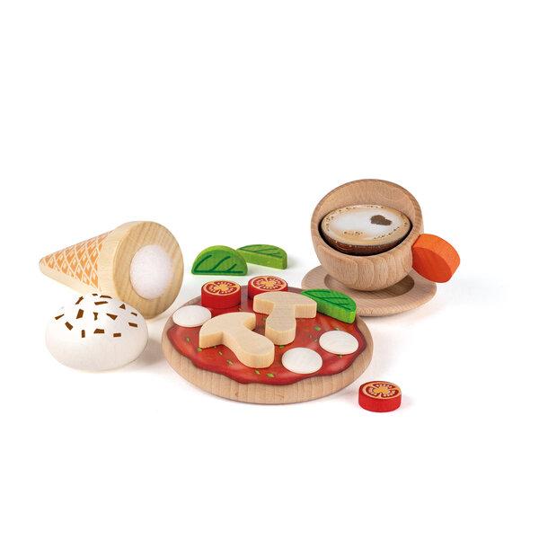 Alles voor een overheerlijke Italiaanse maaltijd