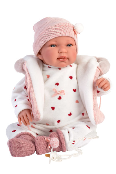 Crying baby Amanah