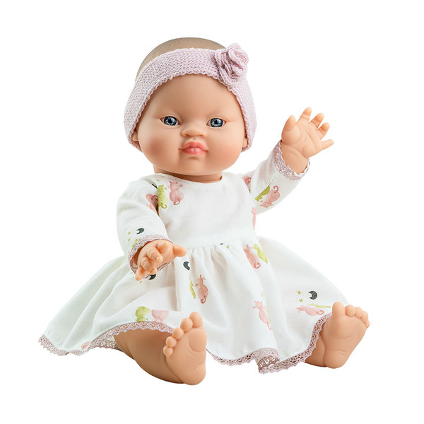 Gordis babymeisje Johana (34 cm)