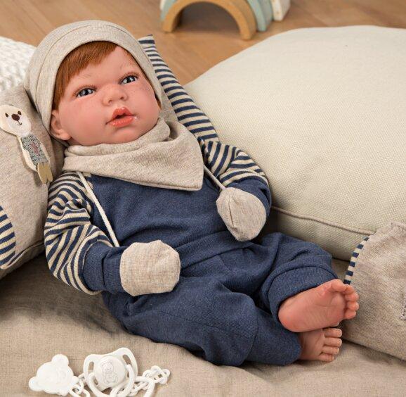 Mijn eerste Reborn pop baby Andie