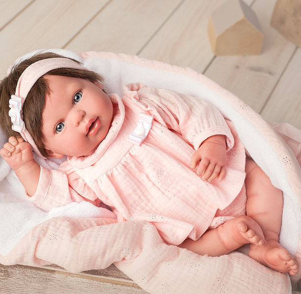 Reborn pop baby Valentina