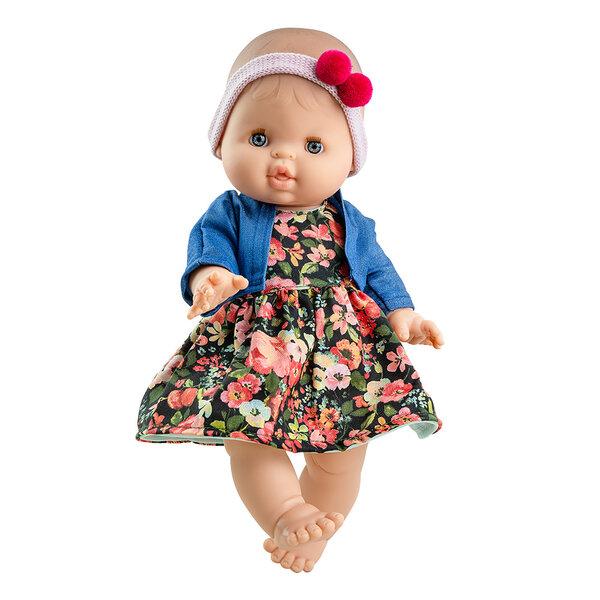 Gordis babymeisje Rebeca (34 cm)