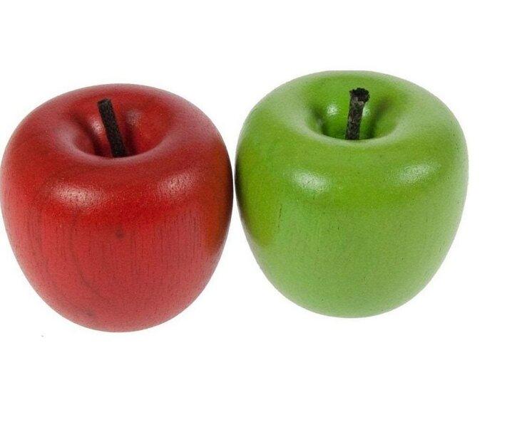 Appel rood of groen