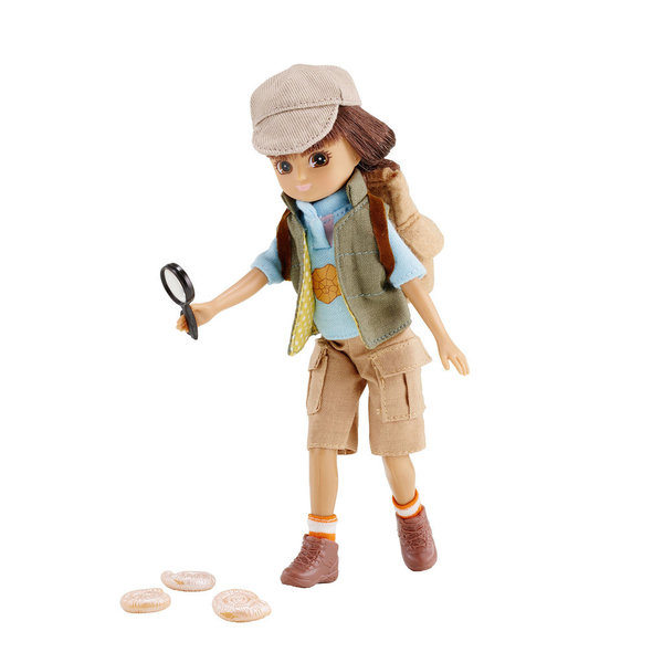 Lottie pop Fossil Hunter