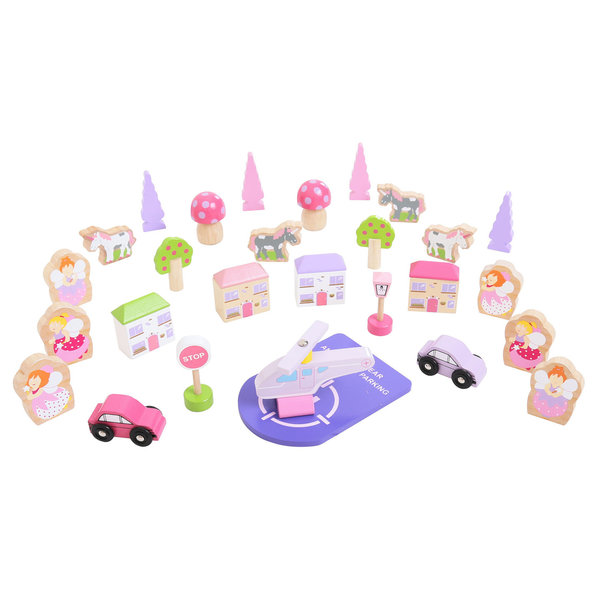 Fairy Accessory Expansion Pack (28 delig)