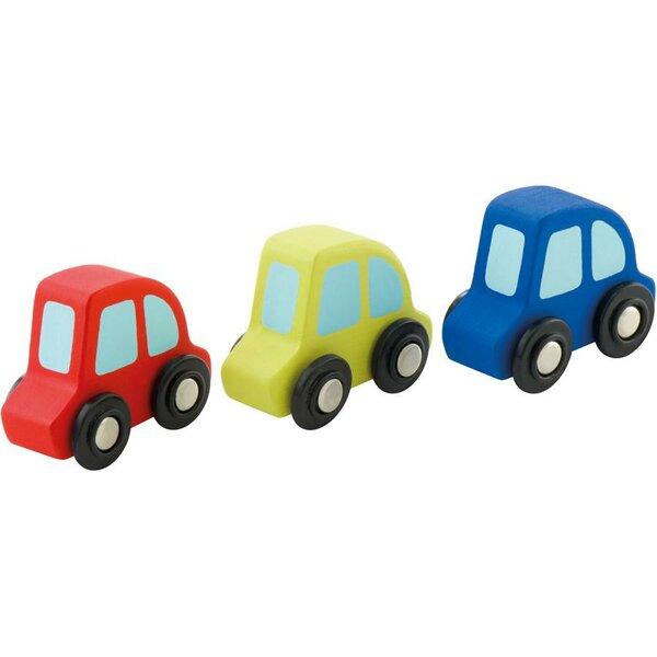 Mini auto's (3 delig)