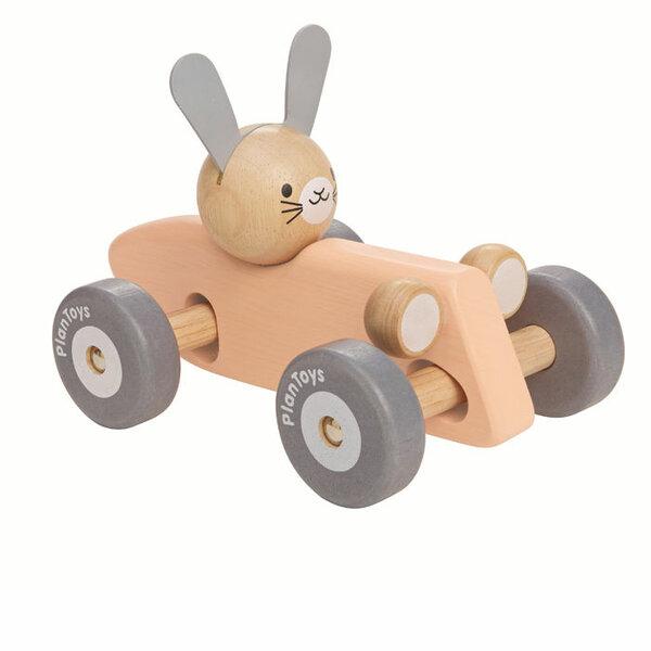 Bunny racewagen