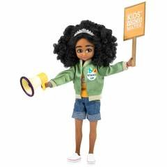 Lottie pop Kid Activist