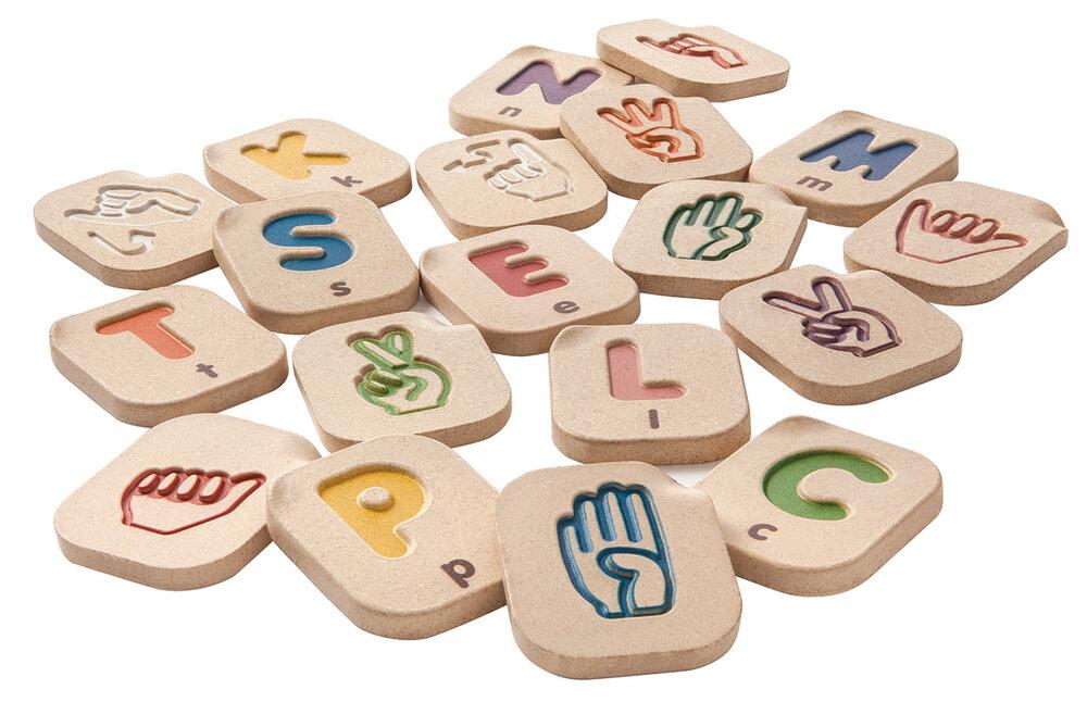 Gebarentaal alfabet A-Z