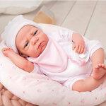 Mijn eerste Reborn pop baby Inaya