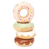Houten Donuts (4 stuks)