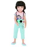 Kruselings pop Luna Cute Photographer (23 cm)