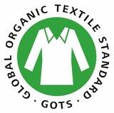 Gemaakt van organisch katoen