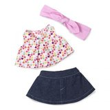 Cutie serie kleding Summertime outfit_