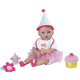 BABY TIME BIRTHDAY BABY GIFTSET (14 DELIG)_