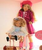 Minette pop Louisa (27 cm)_