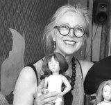 Minouche pop Sally (34 cm)_