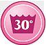 30 graden wasbaar
