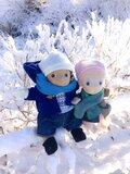 Rubens Kids kleding Winterjas_