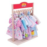Opbergrek voor Bigigs Toys poppenkleding