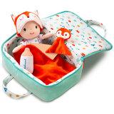 Baby Alex in reiskoffer