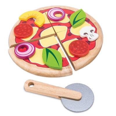 Maak je eigen pizza