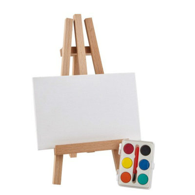 Kruselings Chloe - Easel Painting Set (23 cm)