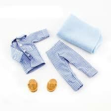 Kledingset Pyjama Party