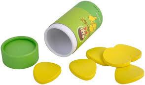 Houten chips in een bus Uiensmaak (7 delig)