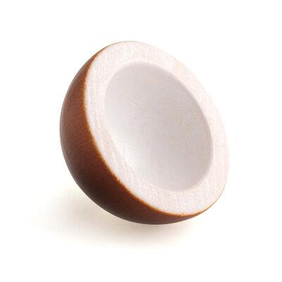 Halve kokosnoot