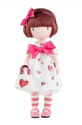 Santoro Gorjuss pop 'Little heart' (32 cm)