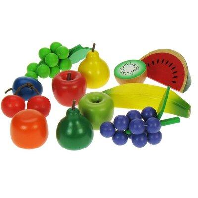 Fruit set (13 delig)