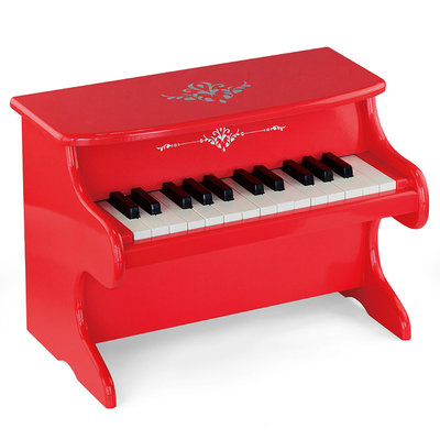Piano - Rood - 25 toons