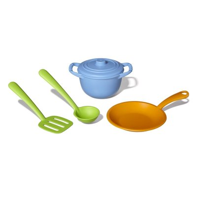 Chef set (4 delig)