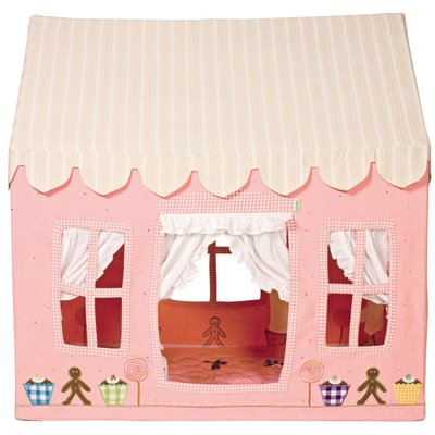 Speeltent Gingerbread Cottage